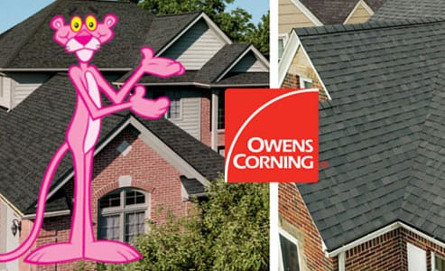 Owens Corning Shingles
